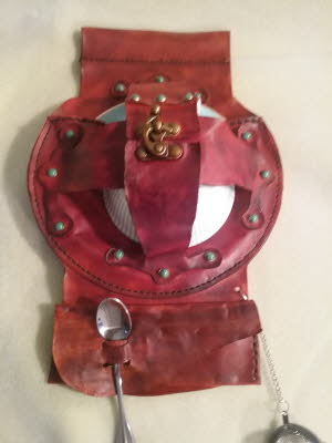 Steampunk Tea Cup Holster